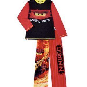 NWt Lego 8 Ninjago spinjitzu master pajamas winter